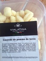 Gnocchi - Ingredients - fr