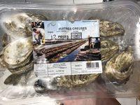 Huîtres creuses - Produit - fr