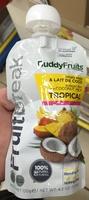 Fruit break Fruits mixés & lait de coco Tropical - Product