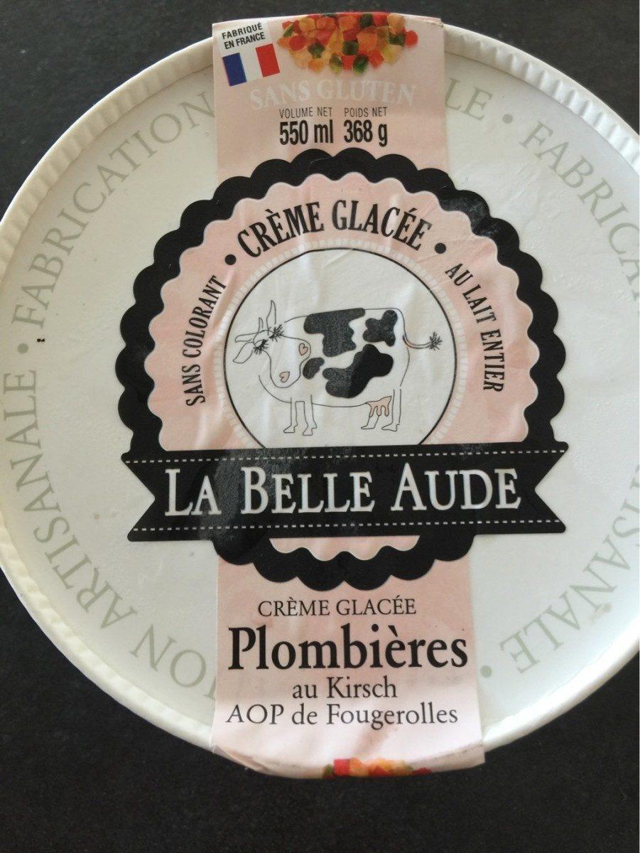 Crème glacée plombière - Product - fr