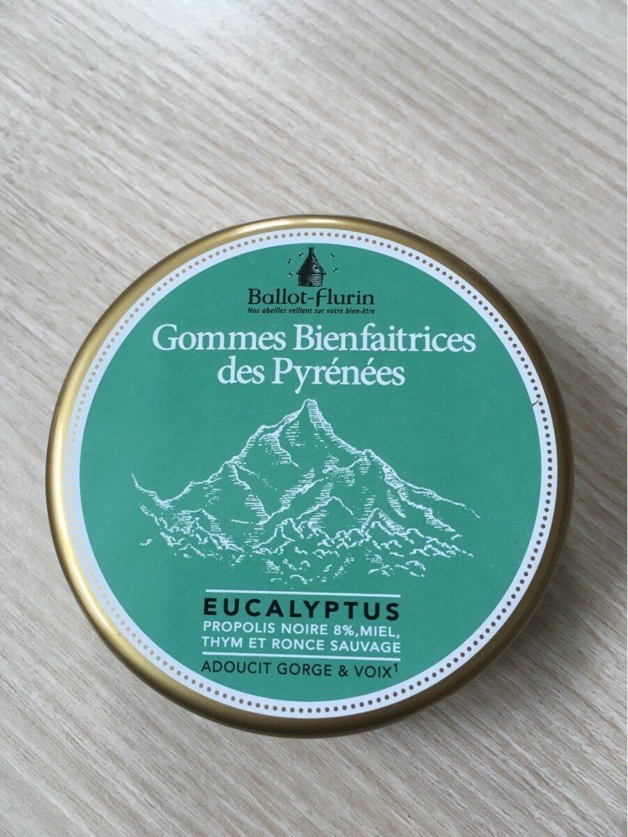 Gommes Bienfaitrices des Pyrénées - Produit - fr