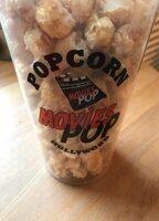 Movies, Pop corn caramel - Prodotto - fr