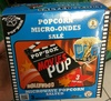 PopCorn Micro-Ondes Salé - Product
