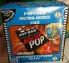 PopCorn Micro-Ondes Salé - Produit