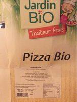 Pizza Bio Margherita - Produit