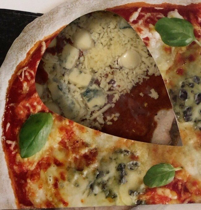 Pizza bio 3 fromages - Instruction de recyclage et/ou informations d'emballage - fr