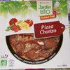 Pizza bio chorizo 400 g pour 2 personnes - Product