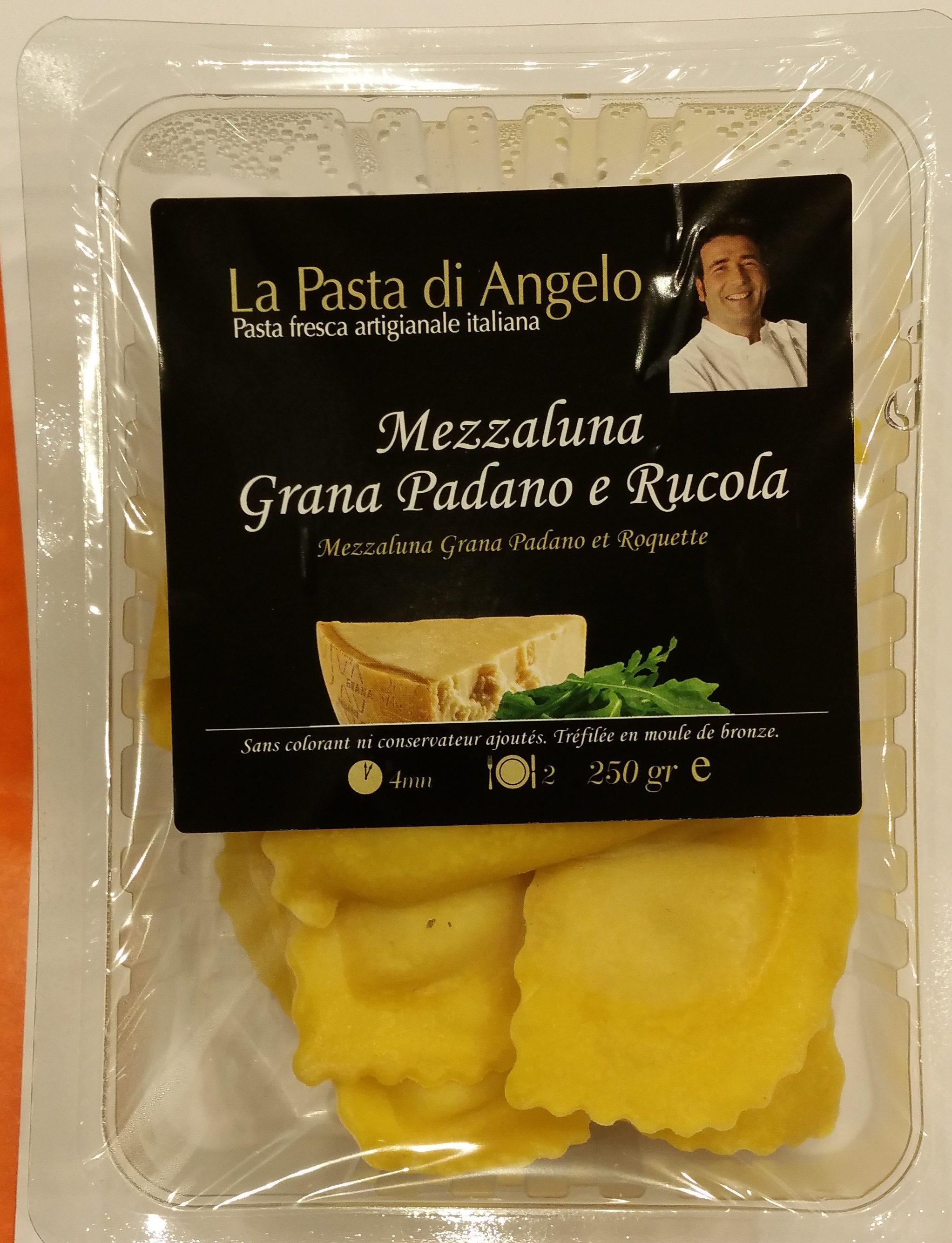 Mezzaluna Grana Padano & Roquette - Product - fr