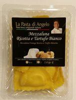 Mezzaluna Ricotta e Tartufo Bianco - Product - fr