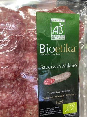 Saucisson Milano - Product