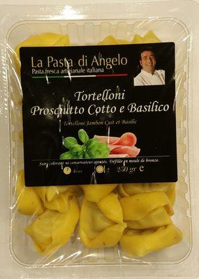 Tortelloni Prosciutto Cotto e Basilico - ATTTENTION AUTRES PHOTOS - Product - fr