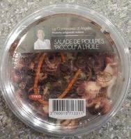Salade de Poulpes Piccoli à l'Huile - Produit