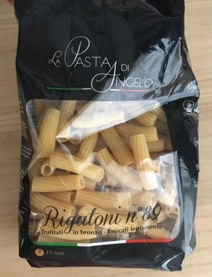 Rigatoni n*89 - Produit
