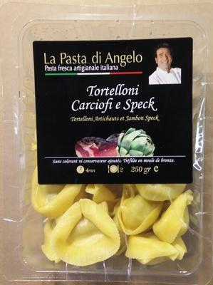 Tortelloni Carciofi e Speck - Product