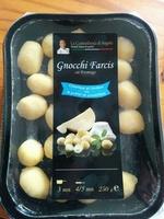 Gnocchi Farcis au fromage - Produit