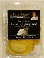 Mezzaluna Burrata e Asparagi Verdi - Product