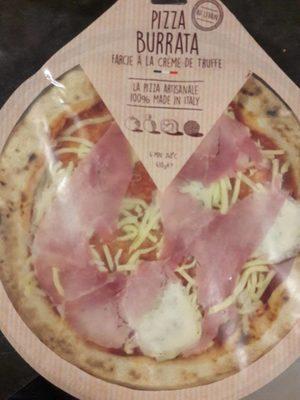 Pizza Burrata à la truffe - Product
