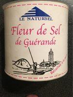 Fleur de sel de guerande - Produit