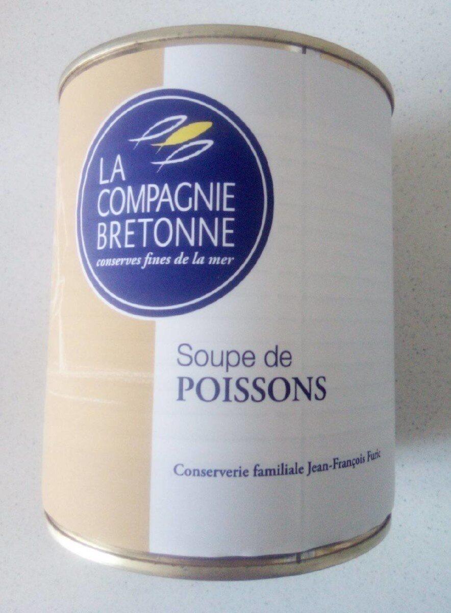 Soupe De Poissons Traditionnelle. - Producto - fr