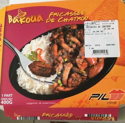 Fricassée de Chatrou - Produit - fr