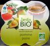 Dessert Biofruits Pomme Poire - Produit