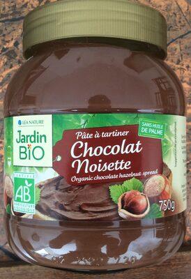 Pâte à tartiner Chocolat Noisette - Product - en