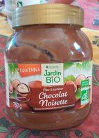Pate à tartiner chocolat noisette - Product - fr
