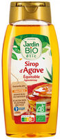 Sirop d'Agave équitable - Producto - fr
