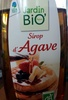 Sirop d'agave - Producto