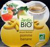 Dessert Biofruits Pomme Banane - Product