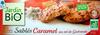 Sablés Caramel au sel de Guérande - Product