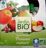 Dessert Biofruits Pomme nature Jardin Bio - Product