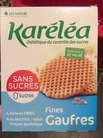 Fines Gaufres sans sucres - Product - fr