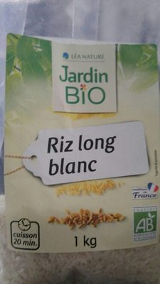 Riz Long Blanc - Product