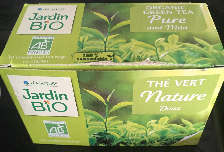 40G The Vert Doux Bio Jardin Bio
