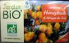 Infusion Honeybush d'Afrique du Sud Jardin Bio - Product