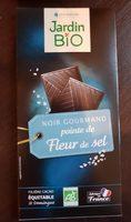 Chocolat Noir pointe de Fleur de sel - Product - fr