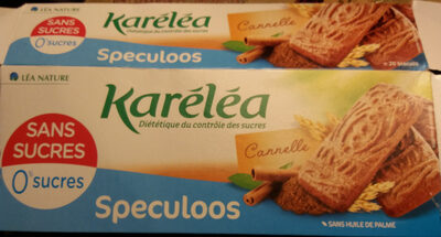 karelea speculoos - Product - fr
