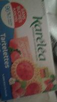 Tartelettes fraise - Product - fr