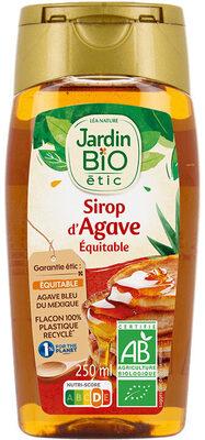 Sirop d'Agave équitable - Prodotto - fr