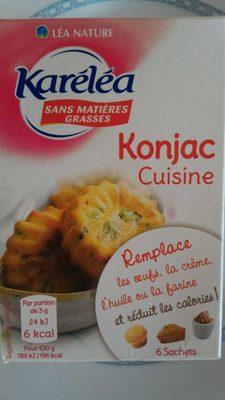 Konjac Cuisine - Produit