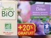 Infusion Détox bouleau, pissenlit, hibiscus, bardane saveur menthe - Product