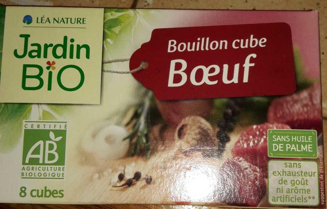 Bouillon cube Boeuf - Producto