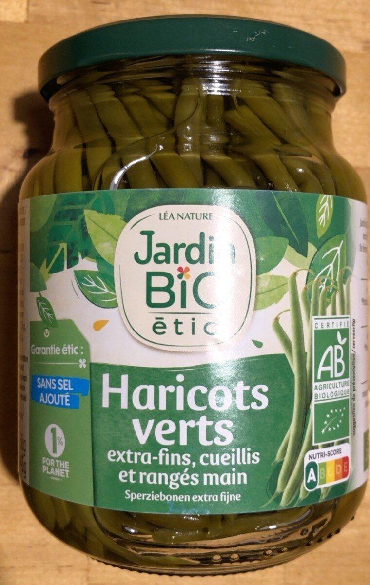Haricots verts extra-fins sans sel ajouté - 产品 - fr