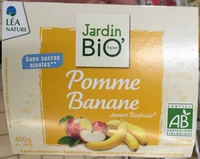 Pomme Banane dessert Biofruits - Product