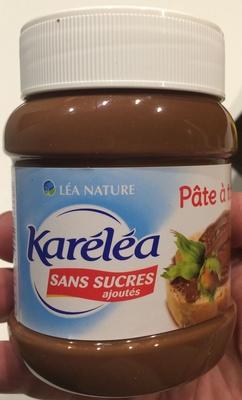 Pâte à tartiner Karéléa - Product