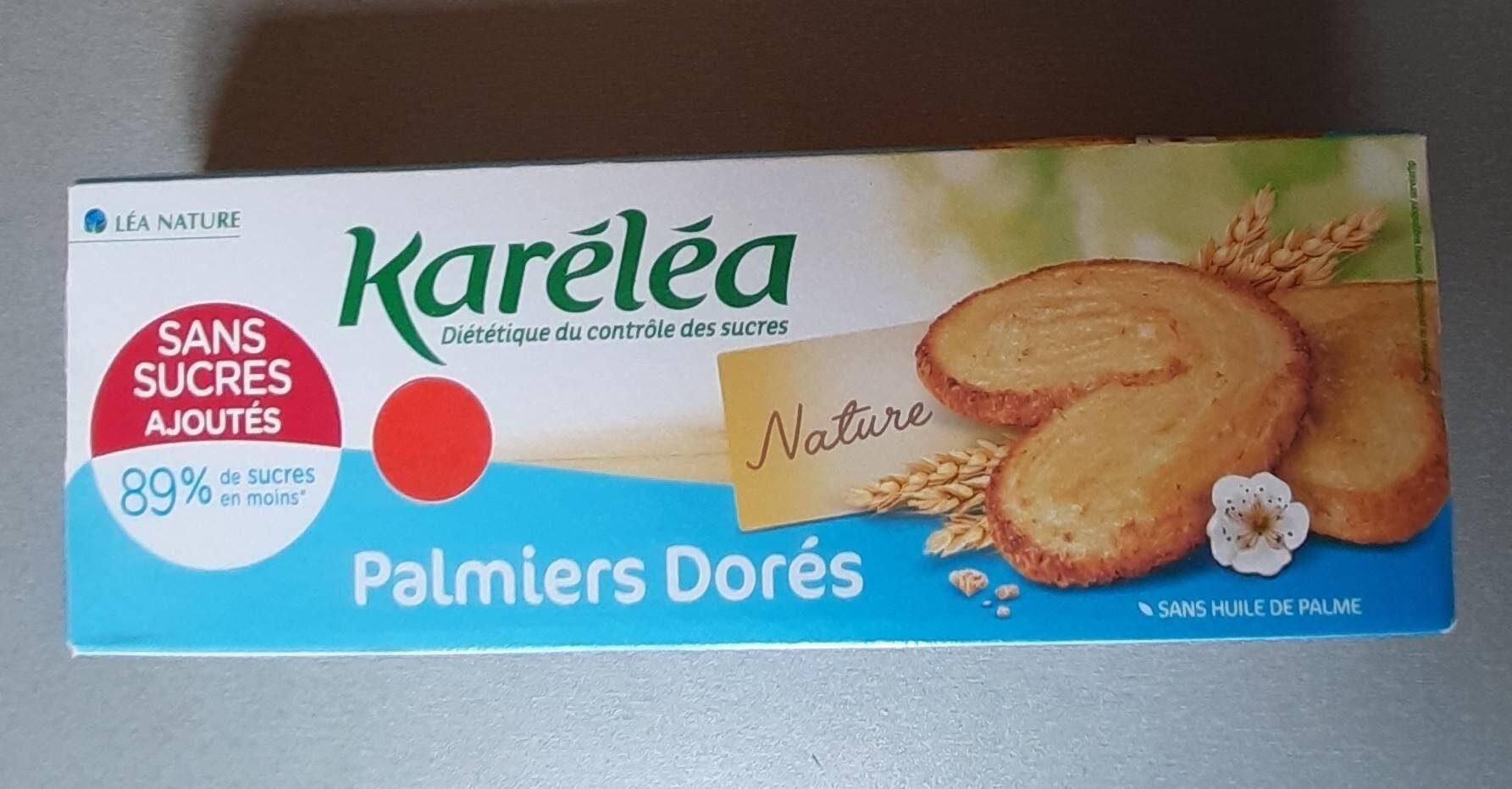 Palmiers Dorés - Produit - fr