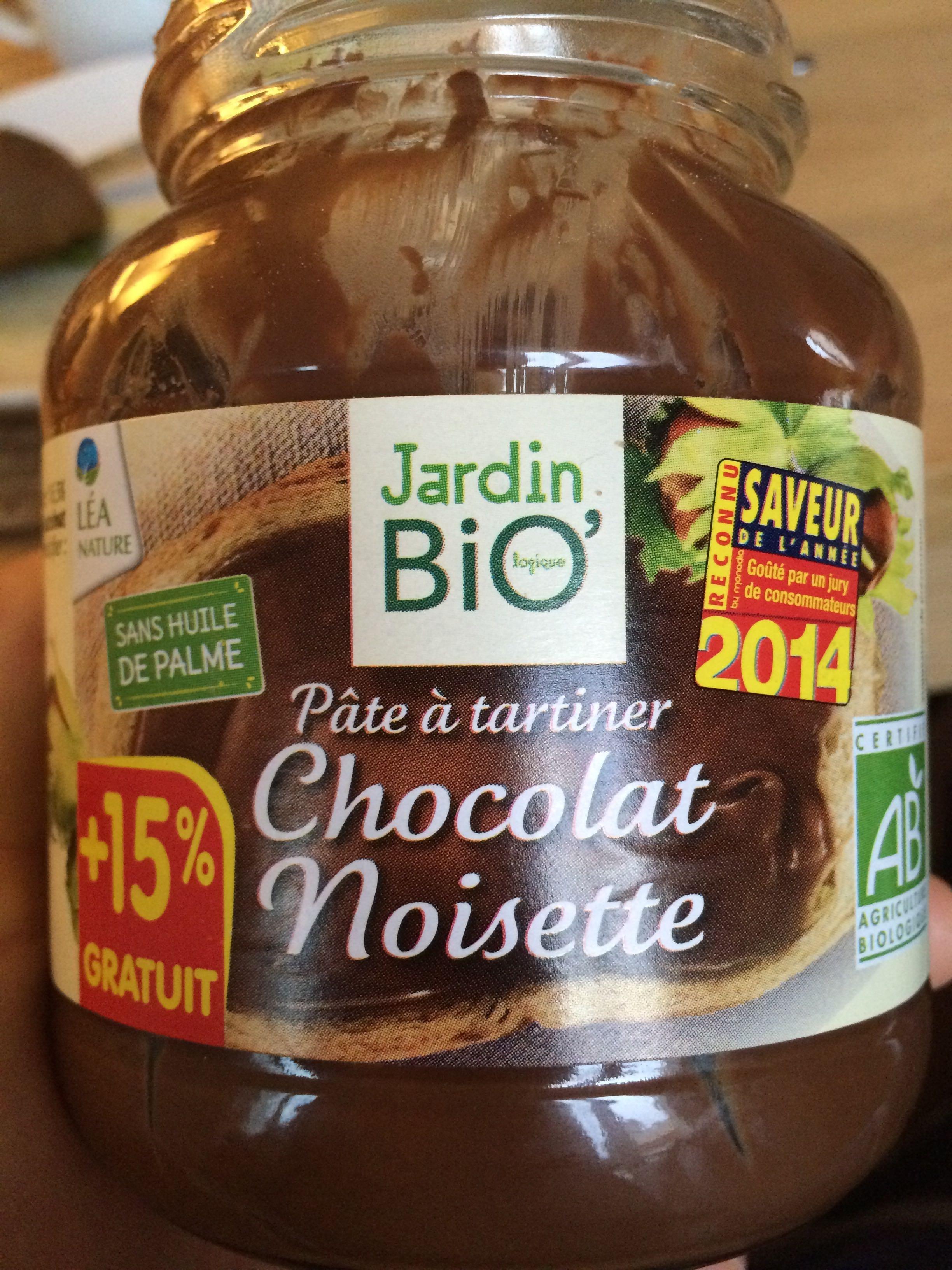 Pâte à tartiner Chocolat Noisette - Prodotto - fr