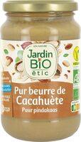 Pur beurre de cacahuète - Produto - fr