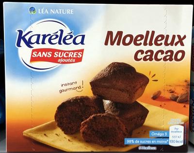 Moelleux cacao - Produit